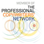 Member of the Professional Copywriter's Network