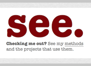 See my methods and the projects that use them.