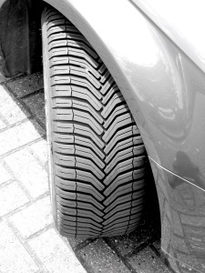 MICHELIN Cross-Climate 225/45 XLs on Audi A3